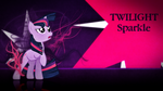 Twilight Sparkle Wallpaper by Meertogh