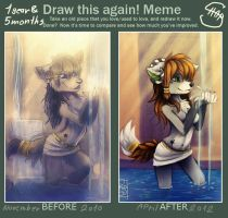 Draw it again meme by Sharley102