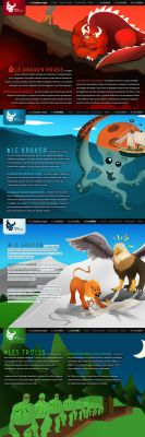 School Project - Design by Eques-Design
