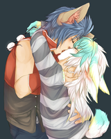 KISS KISS FALL IN LOVE by xMits
