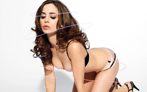 Eliza Dushku -Glow- by BenightedGod