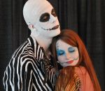 Jack and Sally by Panamon