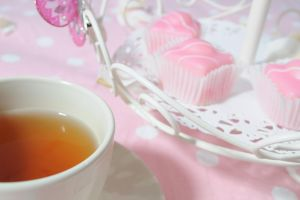 Tea and Cake by Kai--Photography