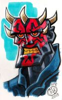 Darth Maul by Chad73