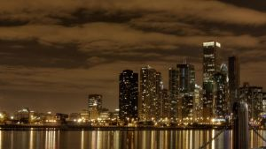Chicago Waterscape by clwither