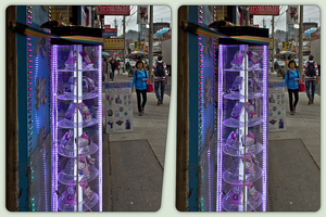 China Town Kitsch 3D ::: DRi CrossView Stereoscopy by zour