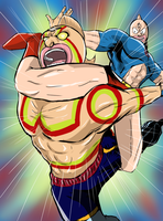 70 Million Power Muscle Spark by Horoko