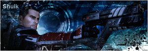 Mass Effect Sig by Shulky