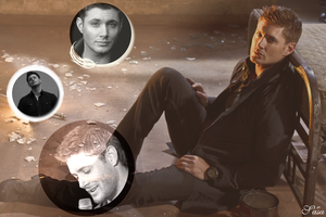 Jensen Ackles S7 by aki-the-cat