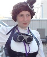 Steampunk 2.0 Costume by SoongCybernetics