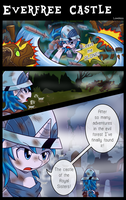 Chapter 34 : Everfree Castle by vavacung