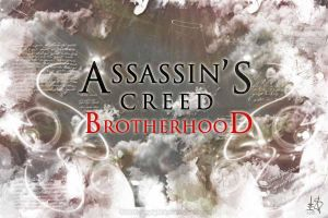 Assassin's Creed brotherhood by IceScrib