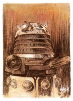 EXTERMINATE by RobertHack