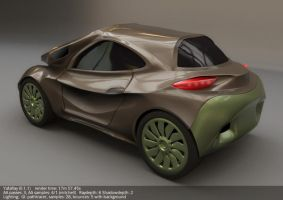 Urban concept rear by koleos33