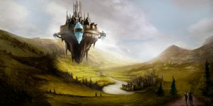 The Wandering Castle(6) by Valadies