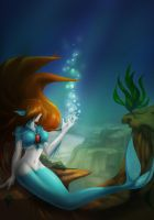 Under the Sea by KaylaNostrade
