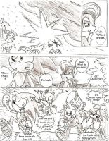Tale of two Sonics pg 23 by Jeffanime