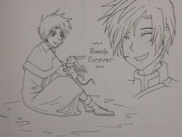 I'll Always Be With You... by Xilka