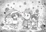 APH:Happy Christmas by chibimeli