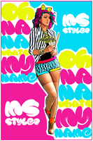 Vector I Done Of Rihanna by MsDaijahStylez