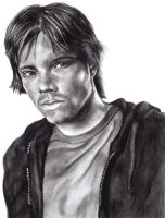 Sam Winchester by lrguy