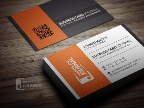 Free Download Business Card PSD by Designslots