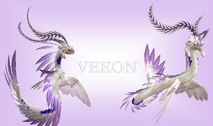 SPORE Creature - Veeon by swordxdolphin