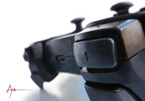 Game Controller Photo Study by crazypalette