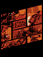 Lethal League Shirt by MajiOMNI