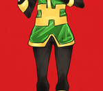 Kid Loki by keiser-roll