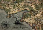 Map of South Orkeon by JaySimons