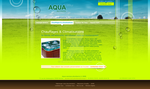 Aqua services Template by Giboo