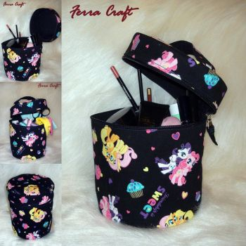 Makeup Bag for Sale by FerraCraft