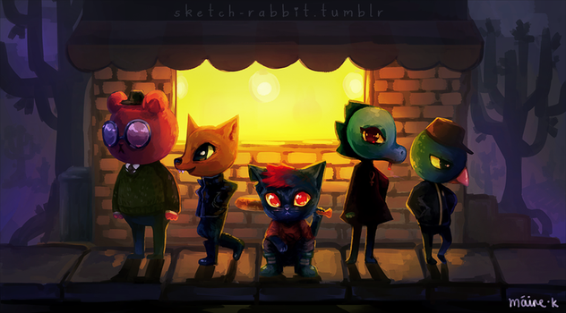 nitw by maire-k