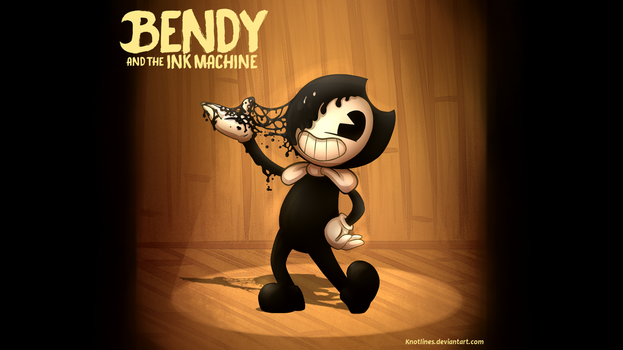 ~Bendy and the Ink Machine~ by KnotLines