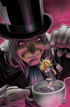 Mad Hatter Cover 2 by DNA-1