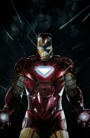 Iron Man by Paul-art