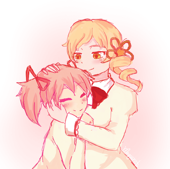 qt sisters by Manjarcito