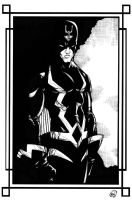 Inhumans: Black Bolt by AdamWithers