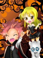 Happy Halloween by reicel-chan