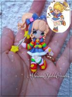 Commissione Iridella  ( Rainbow Brite) by DarkettinaMarienne