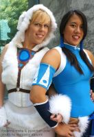 Legend of Korra: BFFs by RoxannaMeta