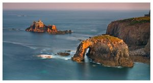 Land's End Panorama by SebastianKraus