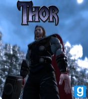 Thor for Gmod by ErichGrooms3