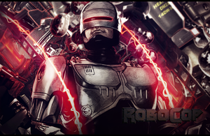 Robo Cop by TubZGN