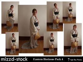 Eastern Horizons Pack 4 by mizzd-stock