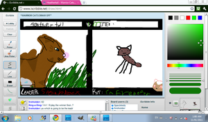 Epic iScribble off by Speckledleaf