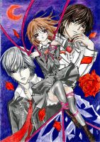 Vampire knight by SteefLess