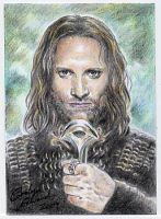 Aragorn by Timedancer