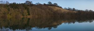 reservoir pano by Gobi-Jovler